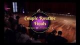 Savoy Cup 2018 - Couple Routine Finals - Moe Sakan &amp Vincenzo Fesi