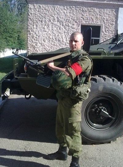 Павел Моргачёв, 22 марта , Мценск, id187865299