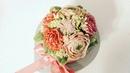 앙금플라워 디디스커스,옥시,라넌큘러스,장미,카네이션 Didiscus/Oxypetalum/Ranunculus/Rose/Carnaition/ flower piping