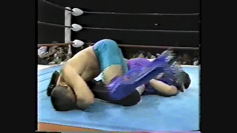 1992.08.21 - Grom Zaza vs. Shtorm Koba