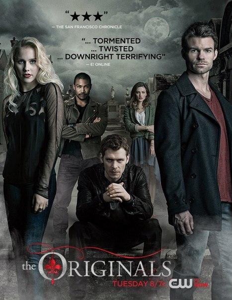 Первородные 3 сезон 1-18 серия СУБТИТРЫ | The Originals