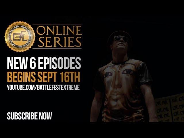 BattleFest 22 Online Series Commercial   Premiers Sept 16th