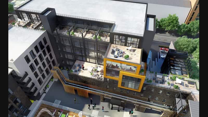 ЖК Art Residence двухуровневый пентхаус с террасой. Выезд на новый объект 90 м2.