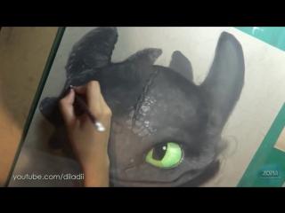 Рисунок   Беззубик