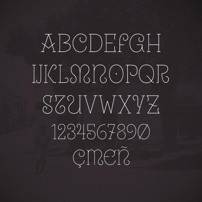 Uralita шрифт скачать бесплатно