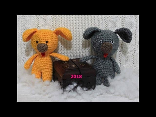Мастер-класс собака-символ 2018 года. Часть 1 Туловище.