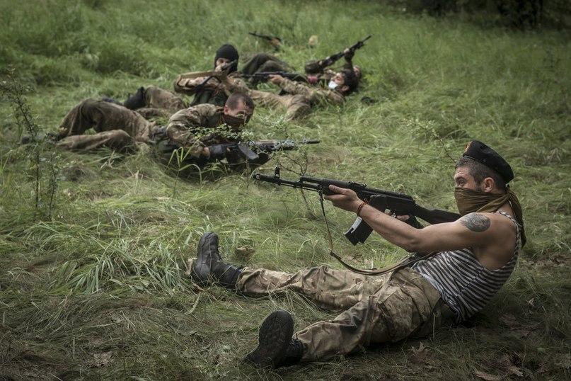 Луганск тренировочный лагерь