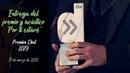 Premios Dial - Cepeda recibe su premio e interpreta Por Ti Estaré (14/03/2019)