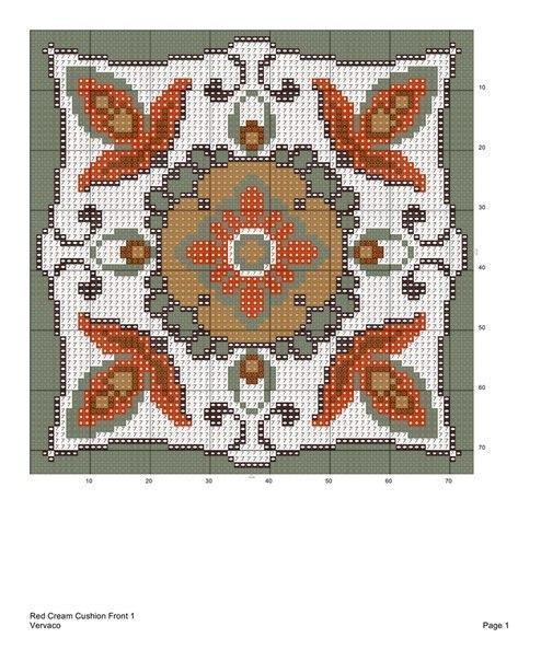 Схемы вышивки - Страница 2 AuIQiDT49jU