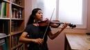 스즈키 바이올린 5권 소나타 라 단조의 지가-베라치니 Suzuki violin 5 : Giga from Sonata in d minor 바이올