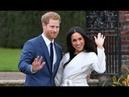Свадебная церемония принца Гарри и Меган Маркл