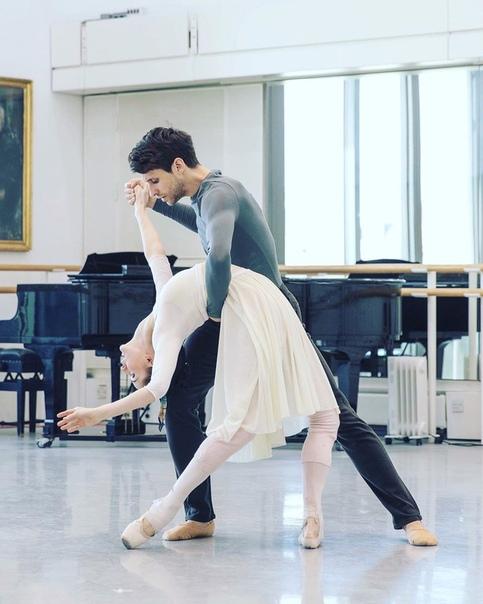 Оливия Грейс Коули, солистка Королевского балета в Лондоне
