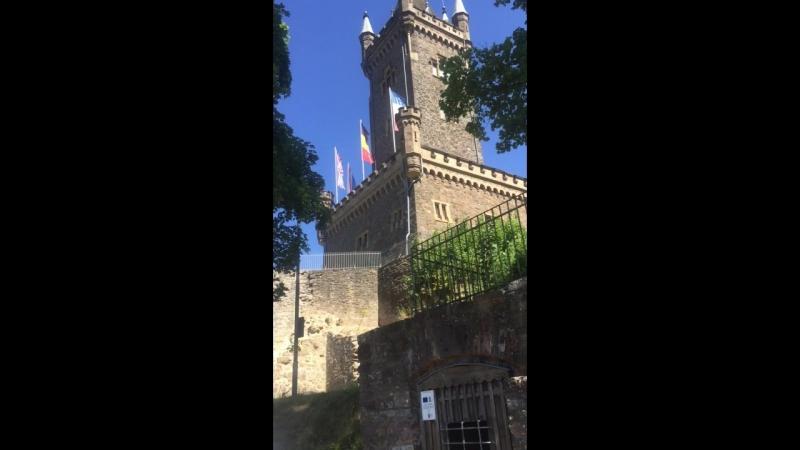 Казематы замок Вильгельма ОранскогоДиленбург