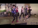 Zigzag dance