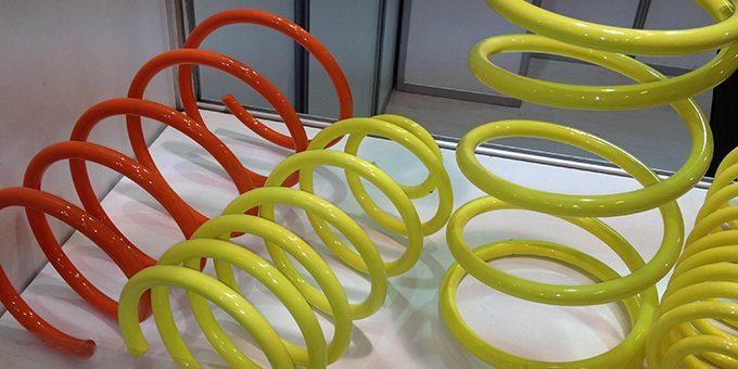 Что такое спиральная пружина?