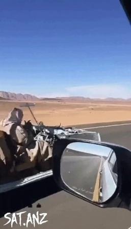 Безумный Макс : дорога на Багдад
