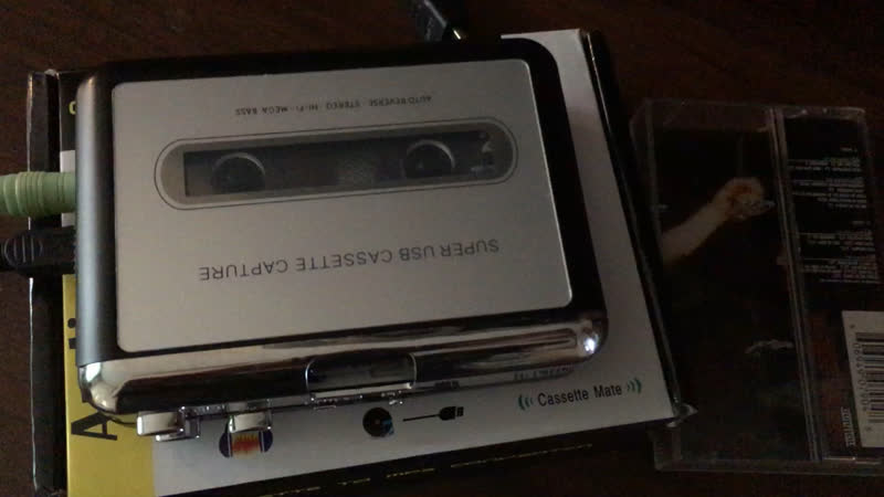 The death song on cassette