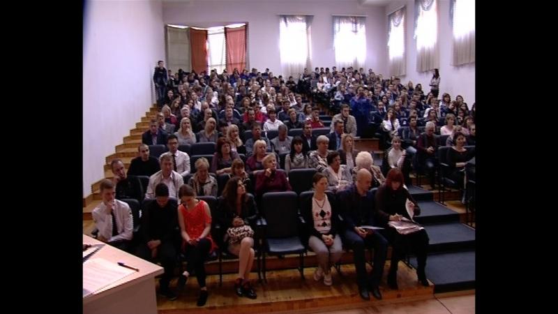TV news D.L.A - День работника образования и науки