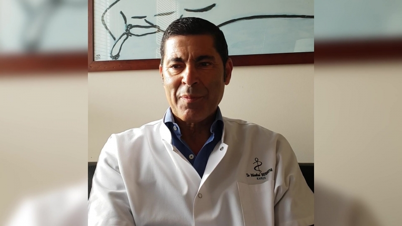 Nicolas Berreni, один из руководителей научной программы aasurgery «Эстетическая гинекология и андрология.2018»