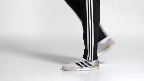 Футбольные кроссовки Predator 19  Zidane/Beckham