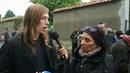Farida Belghoul à Reims pour Vincent Lambert