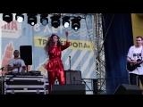 Концерт Анны Седоковой у ТРЦ Европа  в Липецке.