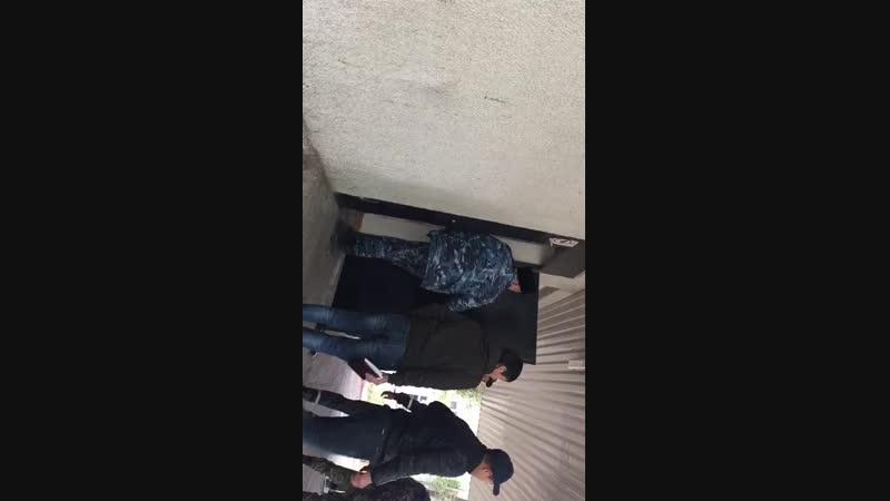 Снова пытки над осужденными в ЛА 155/12 в п. Заречный г. Капшагай