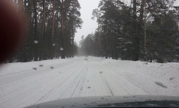 Дорога на Солотчу