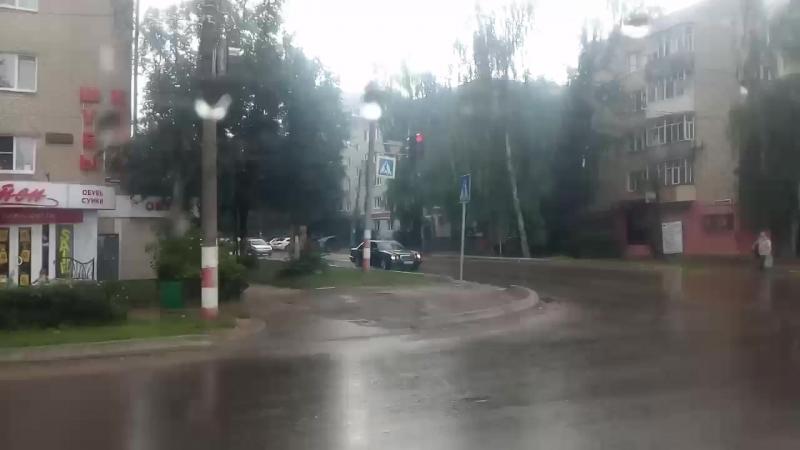 ЛиАЗ-677М Арзамас маршрут №1