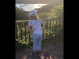 Максим Галкин с детьми на отдыхе