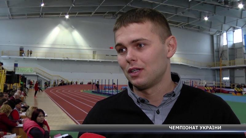 Чотири чемпіонати України з легкої атлетики пройдуть у Сумах