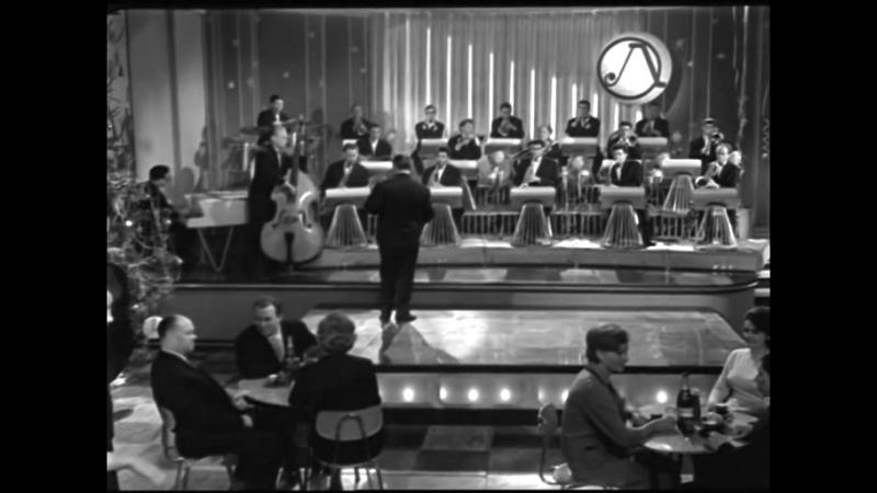 Олег Лундстрем и Анатолий Кролл – художественные руководители и дирижёры джазовых оркестров.