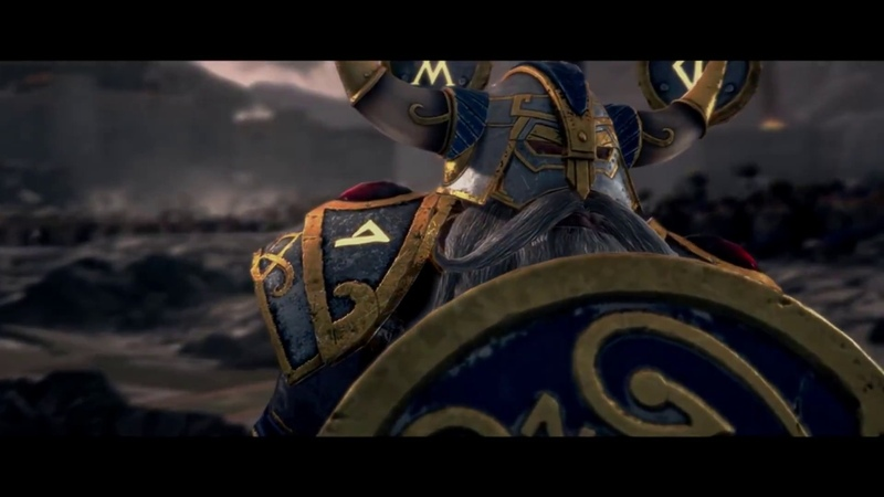 Warhammer Total War Music Video-Turisas The March of the Varangian Guard