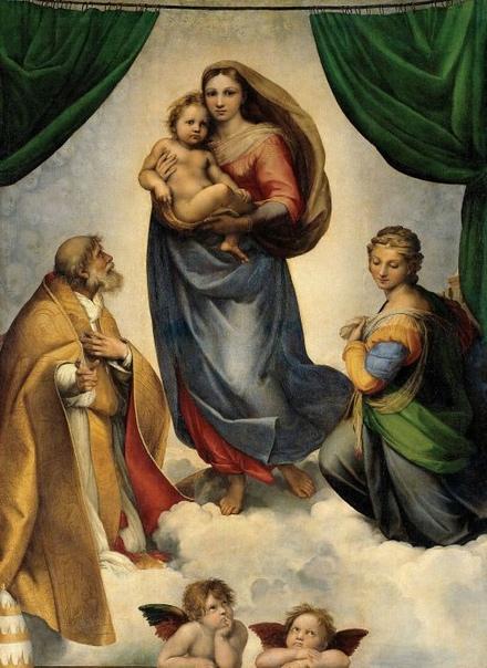 Тайна десяти  картин эпохи Ренессанса, которыми любуются на протяжении веков.