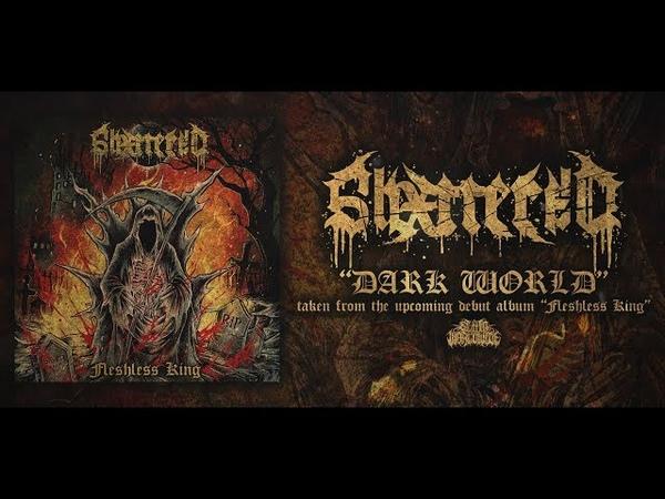 SHXTTERED - DARK WORLD (FT. CHRIS WHITED OF BODYSNATCHER) [SINGLE] (2019) SW EXCLUSIVE