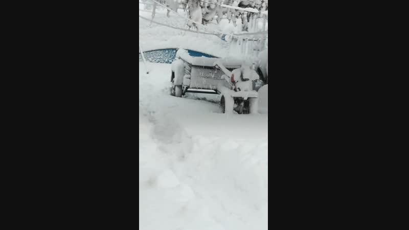 О погоде в Апрстоловском районе 12.12.18