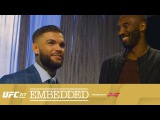 UFC 217 Embedded: Vlog Series - Episode 6