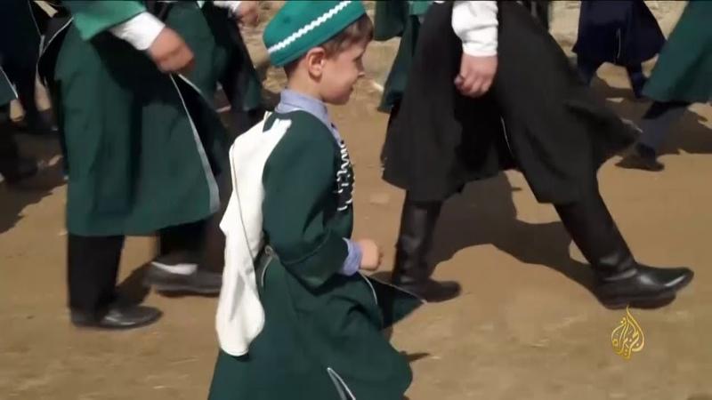 هذا الصباح-داغستان تحْيي ذكرى قائد إسلامي