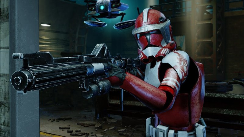 XCOM 2: Star Wars Clone Trooper Final Trailer