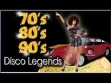 Greatest Disco Music Best of 70 80 90 Disco Legends - Best Disco Dance Songs Disco Hits Mix