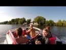 Москва река Эллинги 26 августа 2018 года