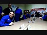 Встреча Романа Старовойта с командой