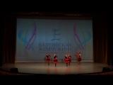 11. Студия балета Анастасии Шилько - Испанский танец из балета
