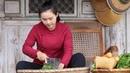 一道云南人家饭桌上必不可少的菜:酸腌菜炒肉【滇西小哥】