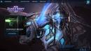 StarCraft II - Patch 3.0.0 Artanis Background Animation