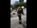 14 июля 2018 Пожарный кроссфит