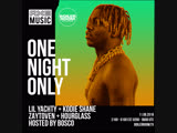 BR x AXE Music: One Night Only Атланта