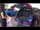 Как правильно открыть багажник ногой