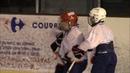 Грязь в детском хоккее, судья молчит