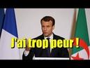 SAMEDI PENDANT QUE LES GILETS JAUNES DEFILERONT MACRON AURA FUI EN ALGERIE